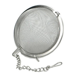 TEA BALL STAINLESS STEEL