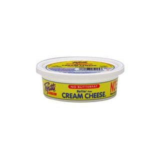 CREME CHEESE 227G PLAIN TOFU