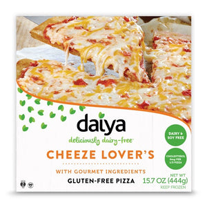 PIZZA 444G FROMAGE DAIYA CHEEZE LOVERS