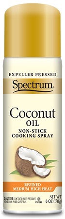 COCONUT OIL SPRAY 170g SPECTRUM