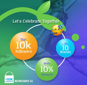 10K CELEBRATION  USE CODE: 10KCELEBRATION