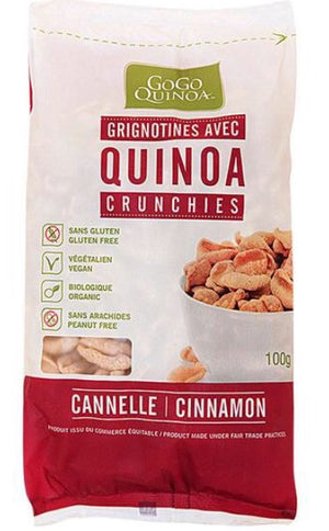 GRIGNOTINES 100G CANNELLE GO