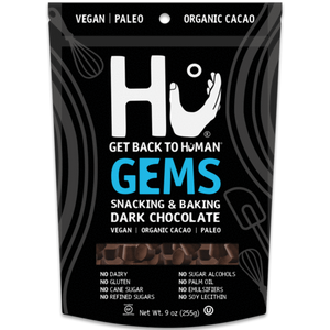 GEMS 255g SNACKING AND BAKING DARK CHOCOLATE