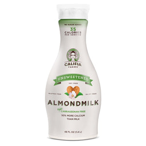 ALMOND MILK 1.4L UNSWEETENED