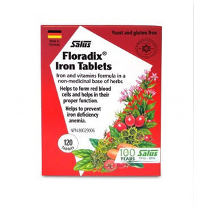 FLORADIX 120TABLETS IRON