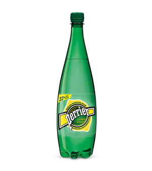 WATER 1L GAZEIFIEE LIME PERRIER