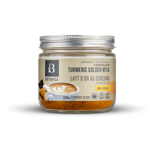 TURMERIC GOLDEN MYLK 150G CHOCOLATE