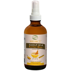 COCONUT OIL & GHEE 250ml SPRAY