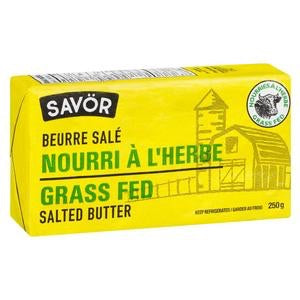 BEURRE 250G VACHE SALEE GRASS FED