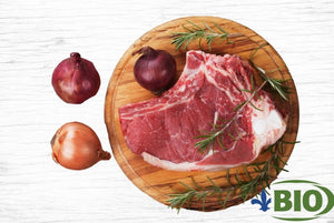 STEAK COTE BIO N.HERBE 280G~