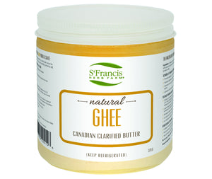 BEURRE GHEE 370G ST.FRANCIS