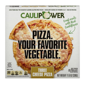 PIZZA CAULIFLOWER 330g