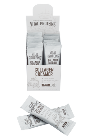 COLLAGEN CREAMER MOCHA STICK PACK-BOX