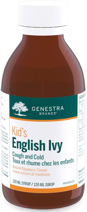 ENGLISH IVY 120M SIROP RASPBERRY