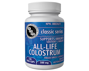 ALL-LIFE COLOSTRUM 120CAP AOR