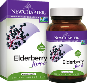 ELDERBERRY 30VACP NEWCHAPTER