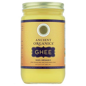 BUTTER GHEE 473ML ANCIENT ORGANICS