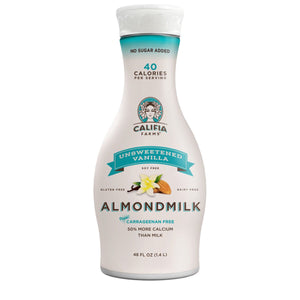 ALMOND MILK 1.4L UNSWEETENED VANILLA