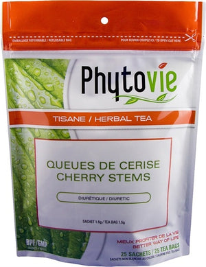 QUEUES DE CERISE 25SAC PHYTOVIE