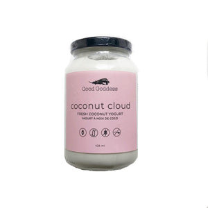 YOGURT COCONUT 425ml GOOD GODDESS