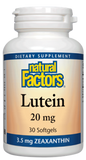 LUTEIN 20MG 60CAP.NAT.FACTOR