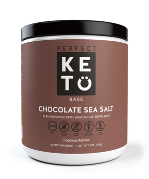 KETONE BASE BHB 211G CHOCOLATE SEA SALT