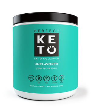 COLLAGEN + MCT 300G KETO UNFLAVORED