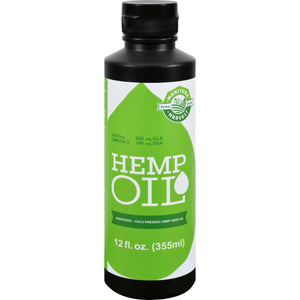 HEMP SEED OIL 355ML MANITOBA