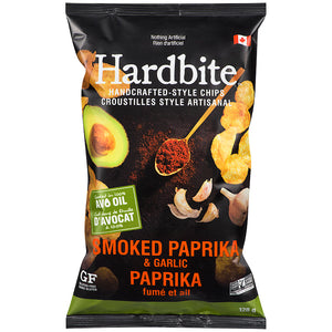 CHIPS 128G SMOKED PAPRIKA