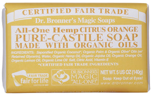 SOAP 140G LEMON DR.BRONNER