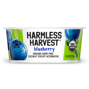YOGURT HARMLESS 125G BLUEBERRY