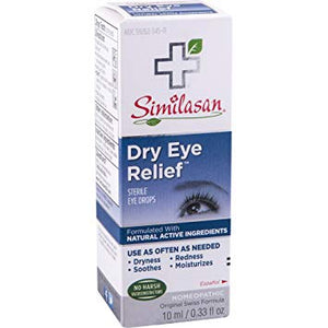 DRY EYE RELIEF 10M SIMILASAN