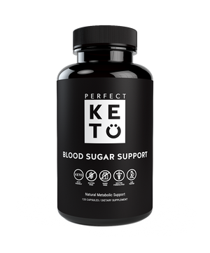 BLOOD SUGAR SUPPORT 120 CAPSULES