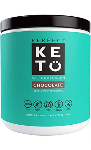 COLLAGEN + MCT 334g KETO CHOCOLATE