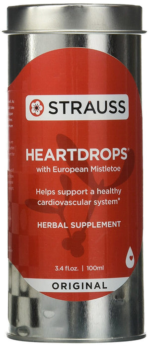 HEARTDROPS STRAUSS 100ML