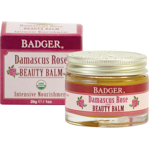BEAUTY BALM 1oz ROSE BADGER