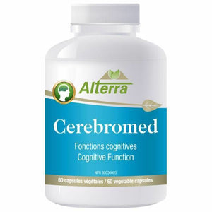CEREBROMED 60VCAP ALTERRA