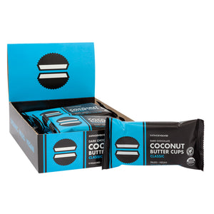 CUP COCO 42G*9 DARK CHOCOLATE CLASSIC