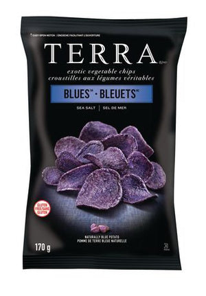 CHIPS 170G BLUES TERRA