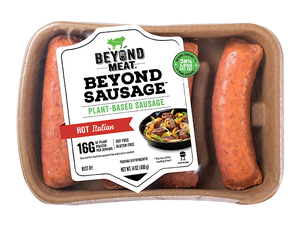 SAUSAGE 400G HOT ITALIEN BEYOND MEAT