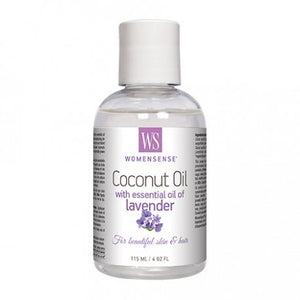 Coconut oil with lavender 115ml