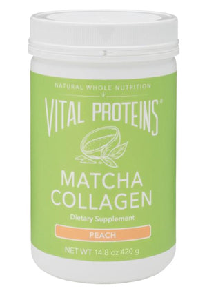 COLLAGEN MATCHA PEACH