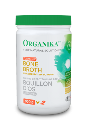 BONE BROTH 300g turmeric ORGANIKA