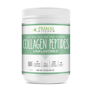 COLLAGEN PEPTIDES 454g unflavored
