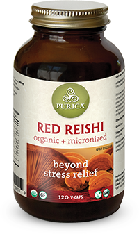 REISHI RED 120CAP PURICA