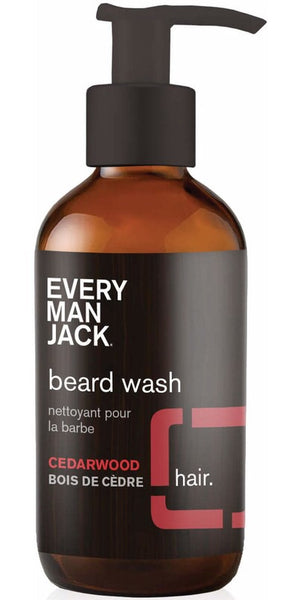 BEARD WASH 118ml CEDARWOOD