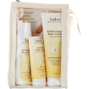 NEWBORN KIT GIFT OATMILK