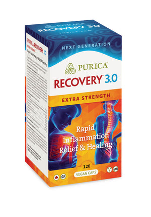 RECOVERY 3.0 120VCAP PURICA