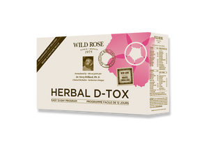 D-TOX HERBAL 12DAY WILD ROSE