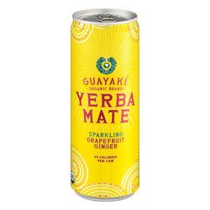 YERBA MATE 355ML GRAPEFRUIT GINGER